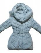 Modna ciepła kurtka 36