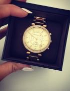Michael Kors Złoty zegarek