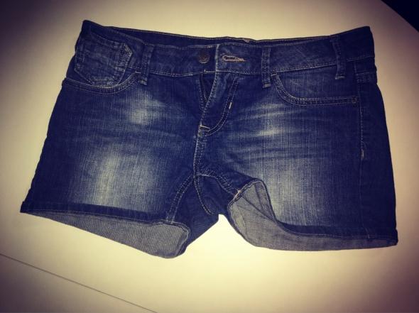 Jeans spodenki shorty moda 2017 36 S