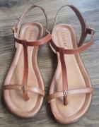 Sandały skórzane Lasocki...