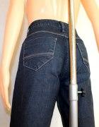 vertus klasyczne granatowe jeansy l 40...