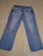 Rybaczki jeansowe 78 r 38 40