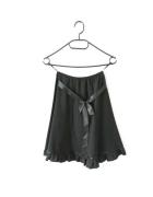 Spódnica na gumce rozkloszowana mini midi