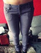 Spodnie fioletowe