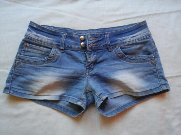 Spodenki Spodenki jeansowe