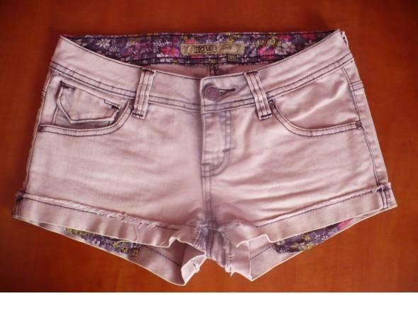 Spodenki jeansowe...