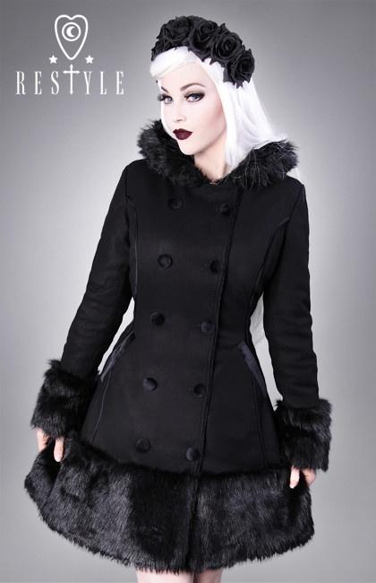 Zimowy płaszczyk...