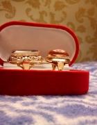 Złoty pierścionek próba 585...