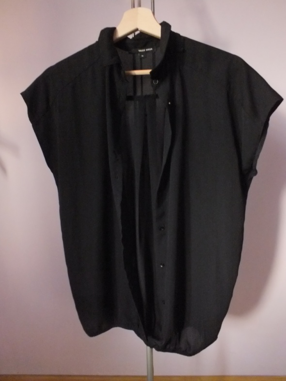 Czarna bluzka Tally Weijl 36...