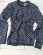 Nowy dziewczęcy sweterek Fishbone...