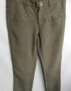 Spodnie khaki Zara S...