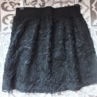 Czarna spódnica Reserved 36