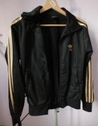 Bluza Adidas czarno złota M