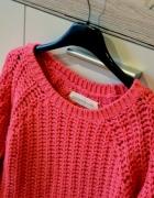 Sweter fuksja Reserved XS...