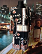 atmosphere sukienka kwiaty nowa blog hit 40 L
