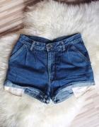 Spodenki szorty jeansowe dżinsowe M 38 jeans dżins...
