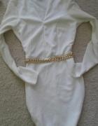 nowa sukienka biel hit...