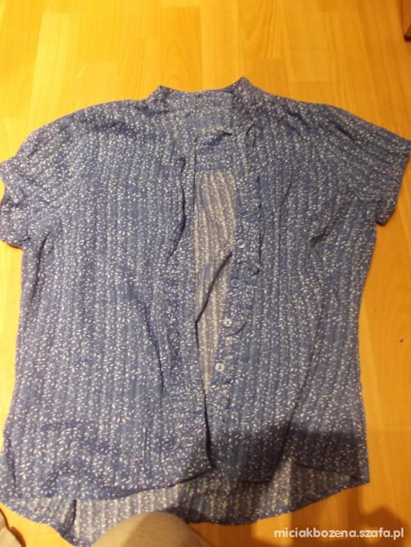 Koszule Niebieska koszula