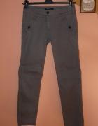 Spodnie bojówki proste nogawki...