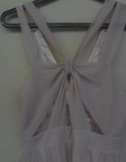 sukienka asymetryczna Lipsy London