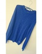 Sweter warkocz Reserved
