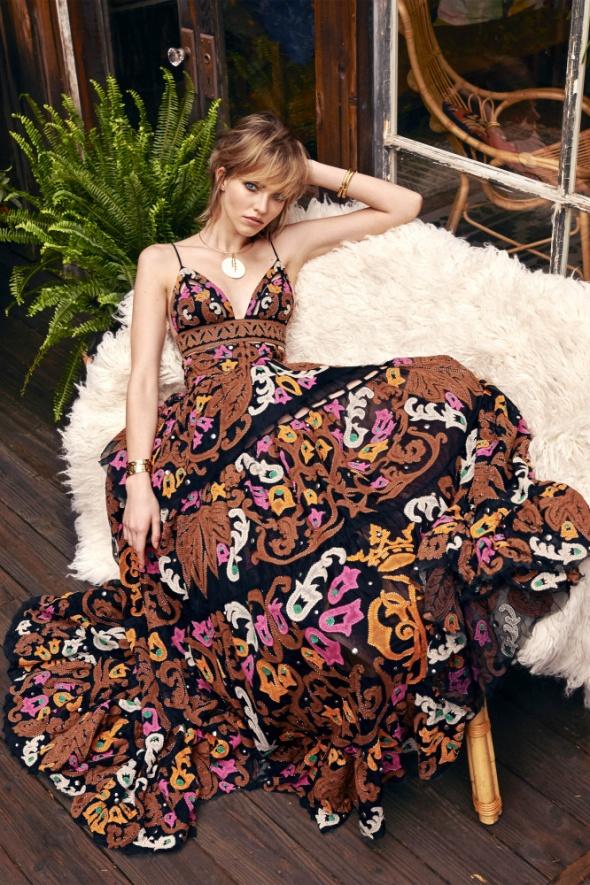 Sukienka Emilio Pucci...