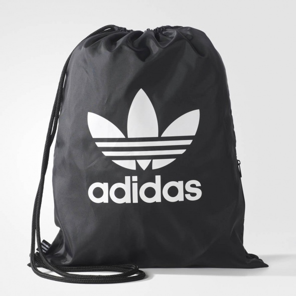 adidas Gymsack Trefoil Black worek...