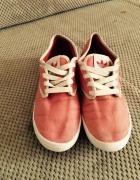 buty adidas różowe