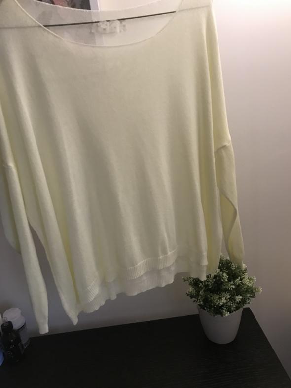 Koszulki Biały sweterek