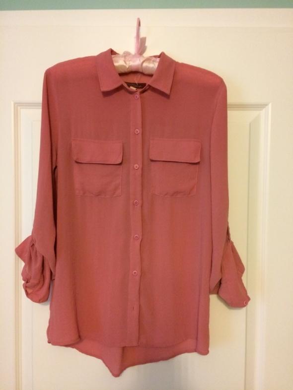 Różowa koszula mgielka...