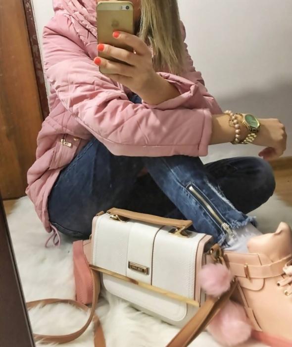 Codzienne Pink Winter