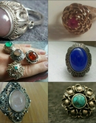 poszukuję takich wzorów starej biżuterii