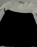 Bluzka asymetryczna