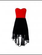Tally Weijl rozmair 36 sukienka aymetryczna