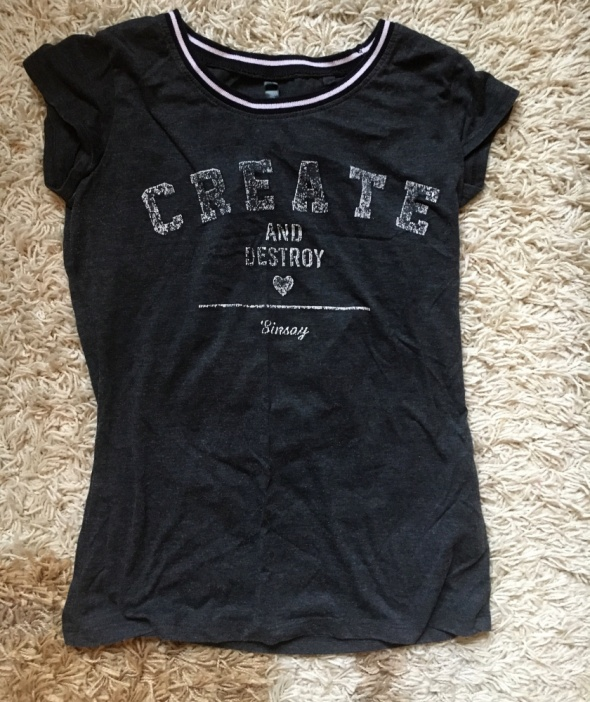 T-shirt Tshirt Sinsay