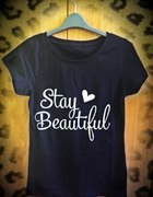 Stay beautiful