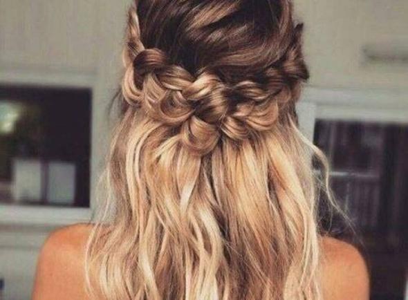 10 świetnych pomysłów na szybkie fryzury