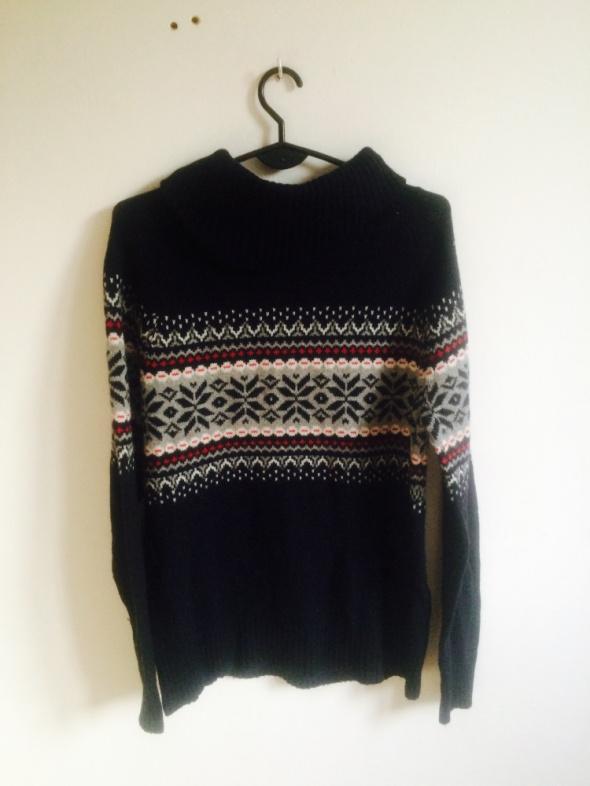 Świąteczny sweter unisek piękny