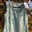 Nowa miętowa koronkowa sukienka prosta L 40...