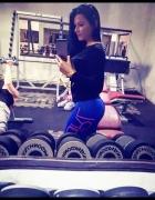 Leginsy fitness...