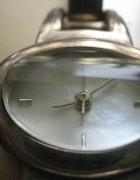 Srebro zegarek