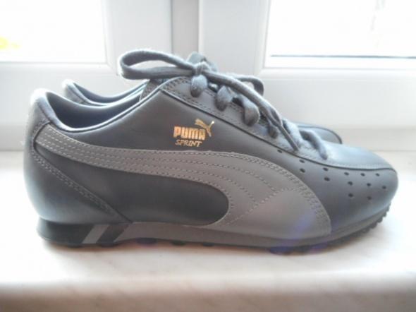 Puma buty damskie sport skóra naturalna 39 40 nowe w