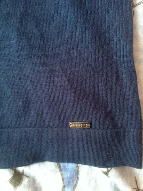 Bluzeczka dzianinowa sweterek...