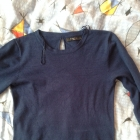 Bluzeczka dzianinowa sweterek