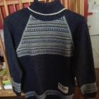 Sweter chłopięcy 152 golf