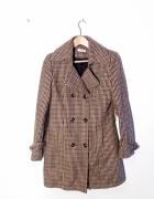 Płaszcz w kratkę Orsay M...