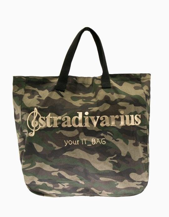 Dodatki It bag moro stradivarius torba