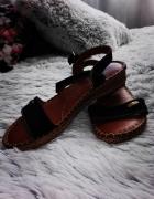 nowe sandały lasocki...