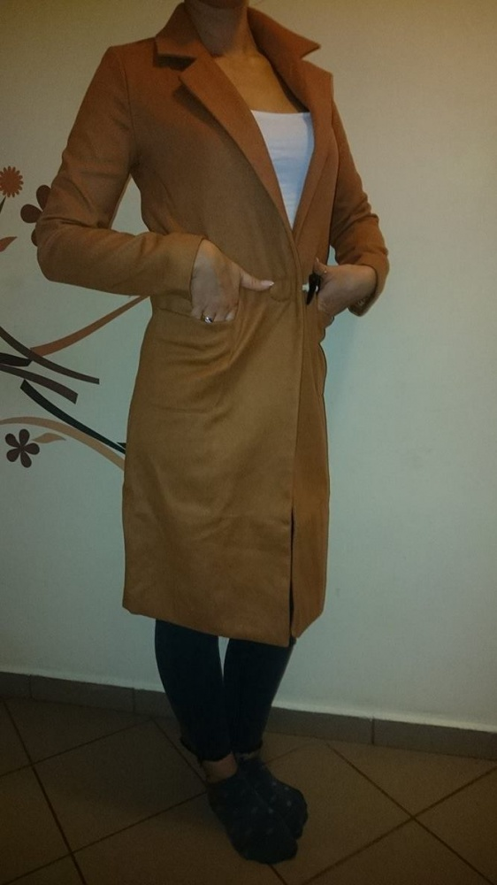 Odzież wierzchnia Płaszcz misguided piękny