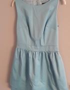 Piękna sukienka typu babydoll...